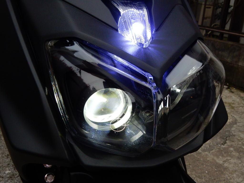 新型 BW'S 125(SEA6J) LEDヘッド...
